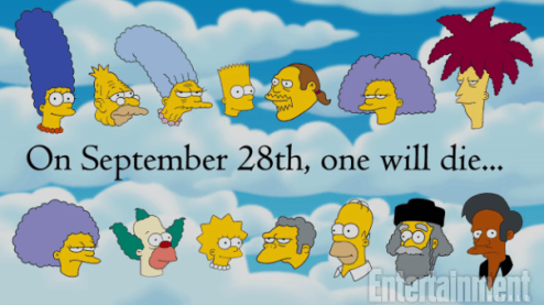 September 28th - The Simpsons