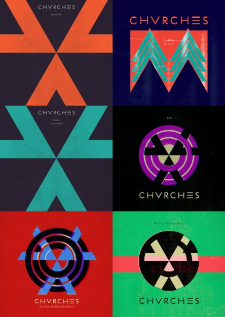 chvrches artwork