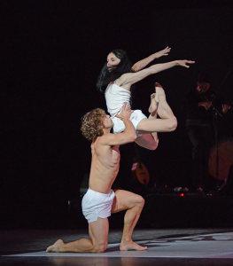 Facada, com Ivan Vasiliev e Natalia Osipova © Dave Morgan