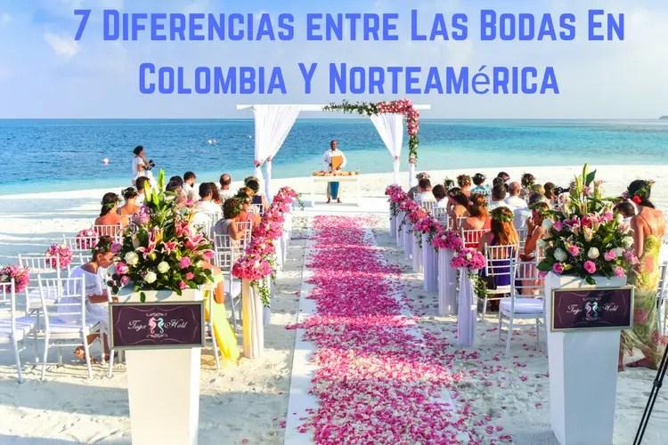 Episodio 022 – 7 Diferencias entre Las Bodas En Colombia Y Norteamérica (7 Wedding Differences…)