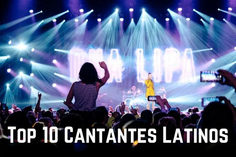 Episodio 023 – Top 10 Cantantes Latinos Para Escuchar (Top 10 Latin Singers)