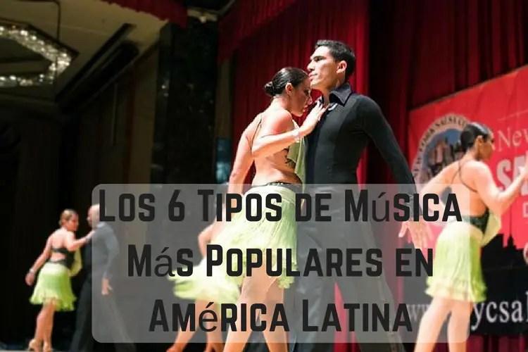 Episodio 035 – Los 6 Tipos de Música Más Populares en América Latina (6 Types of Popular Music…)