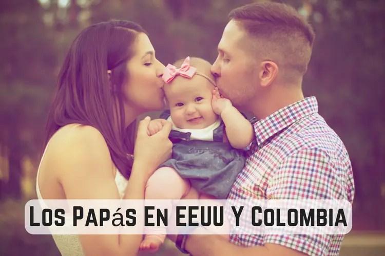 papas en Colombia