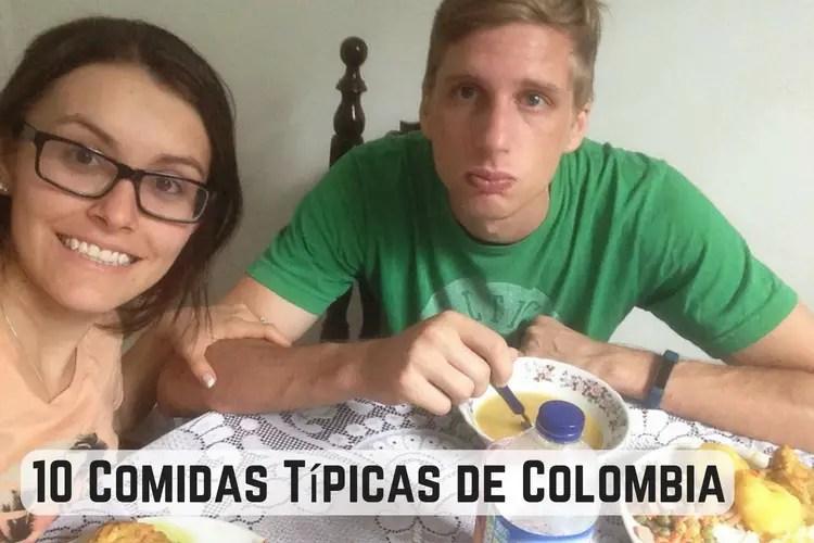 Episodio 079 – 10 Comidas Típicas de Colombia