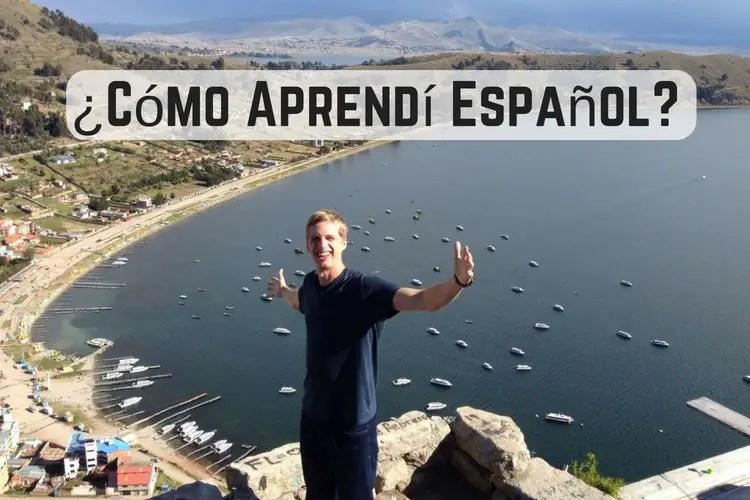 Episodio 080 – ¿Cómo Aprendí Español? | Historia de Nate
