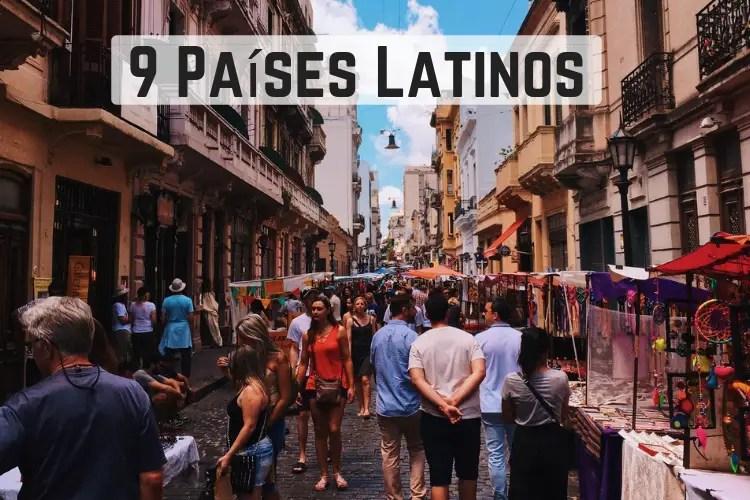 Episodio 096 – Datos Curiosos De 9 Países Latinos