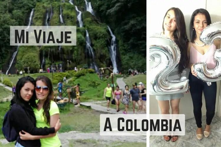 viaje a Colombia