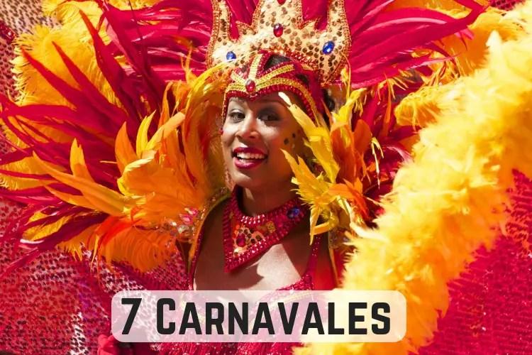 carnivals in Latin America