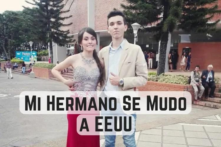 Episodio 121 – Mi Hermano Se Mudo a EEUU | Entrevista Con Miguel