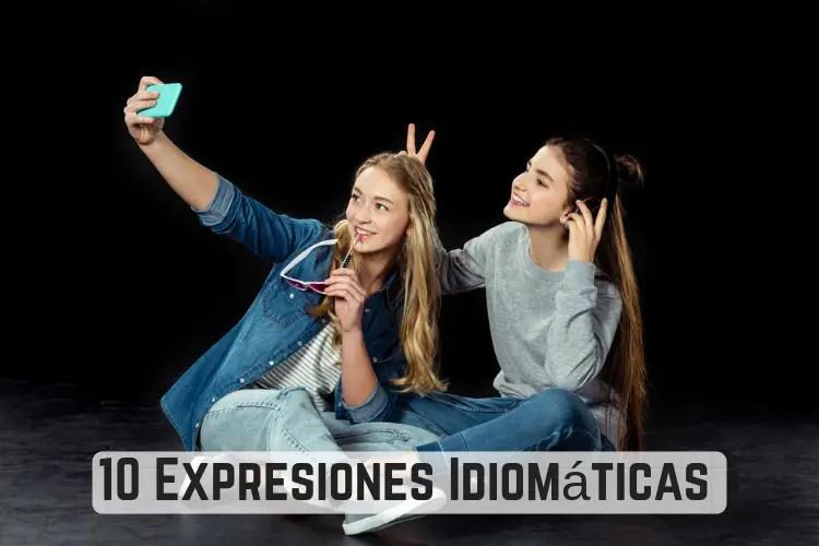 Expresiones Idiomáticas