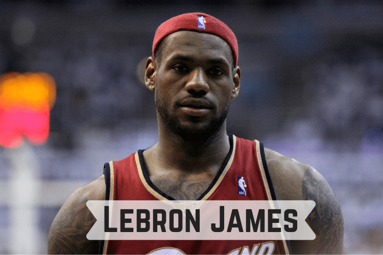 Lebron James Spanish