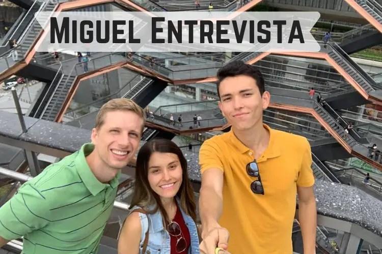 Miguel Entrevista