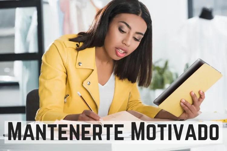 5 Tips Para Mantenerte Motivado