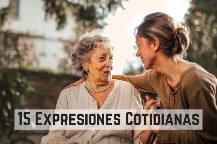 Expresiones Cotidianas