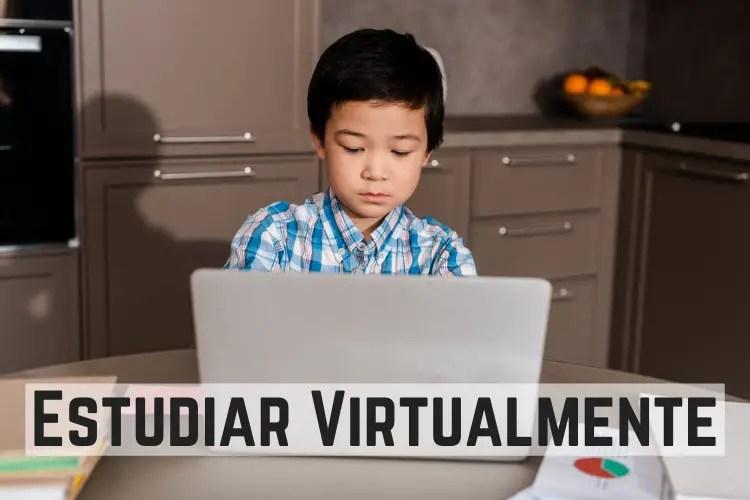 Estudiar Virtualmente