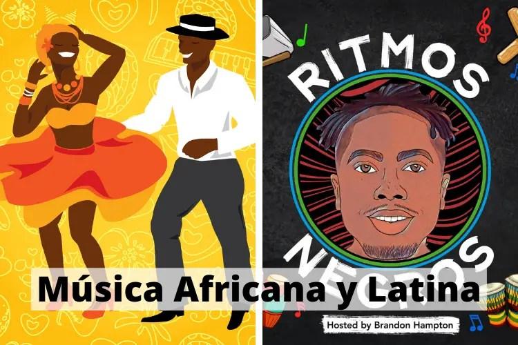 Música Africana y Latina