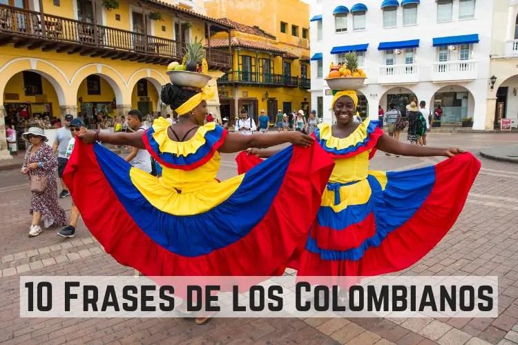 Frases de los Colombianos