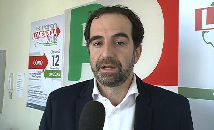 Alessandro Alfieri, senatore del Partito Democratico