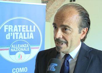 Alessio Butti, deputato Fratelli d'Italia