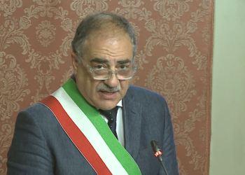 Il sindaco di Como Mario Landriscina