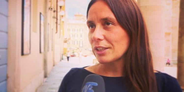 assessore regionale Alessandra Locatelli