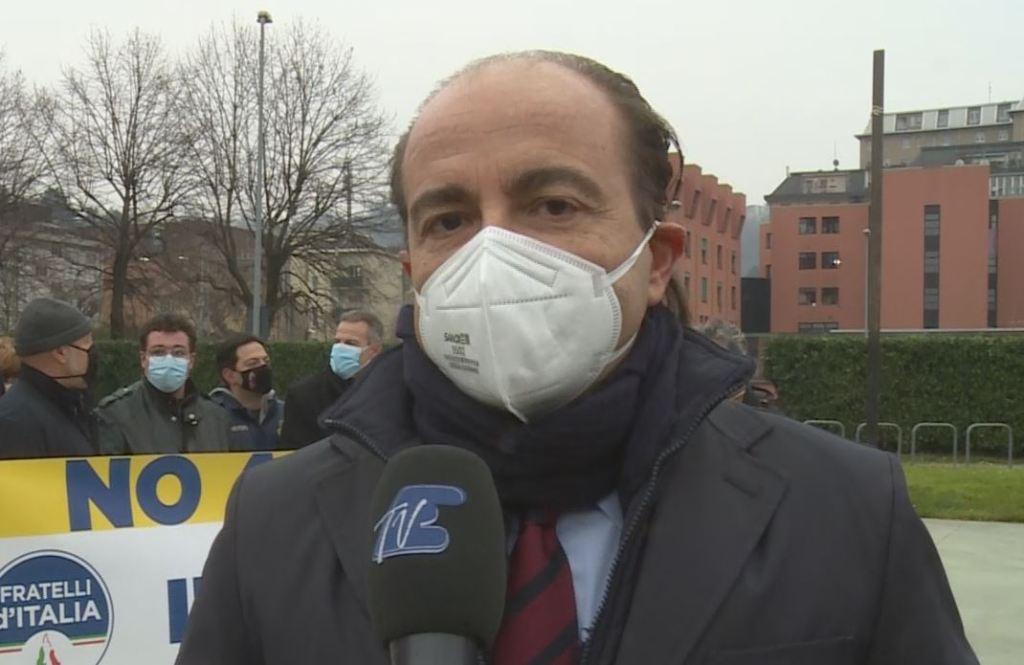 Il parlamentare lariano Alessio Butti