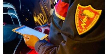 Carabinieri notificano nella notte decreto emesso dalla Procura