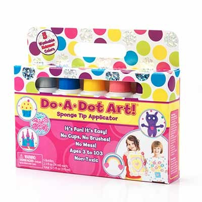 Do-A-Dot 5-Pack Shimmer Markers
