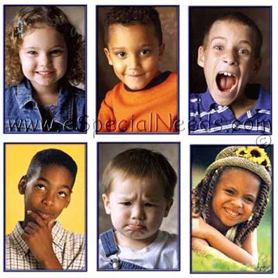 Emotions Language Cards   eSpecial Needs