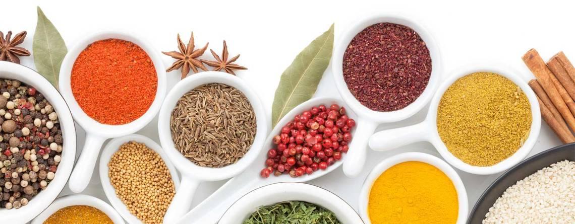 Especias que aceleran el metabolismo