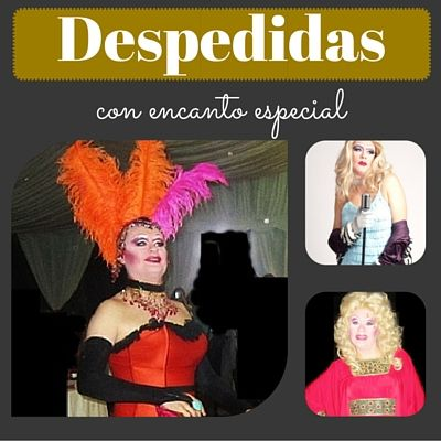 Shows para despedidas de solteras