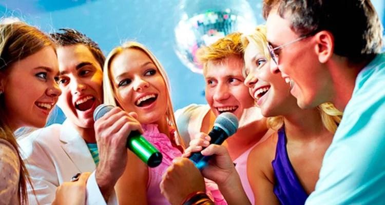karaoke cenas de empresa