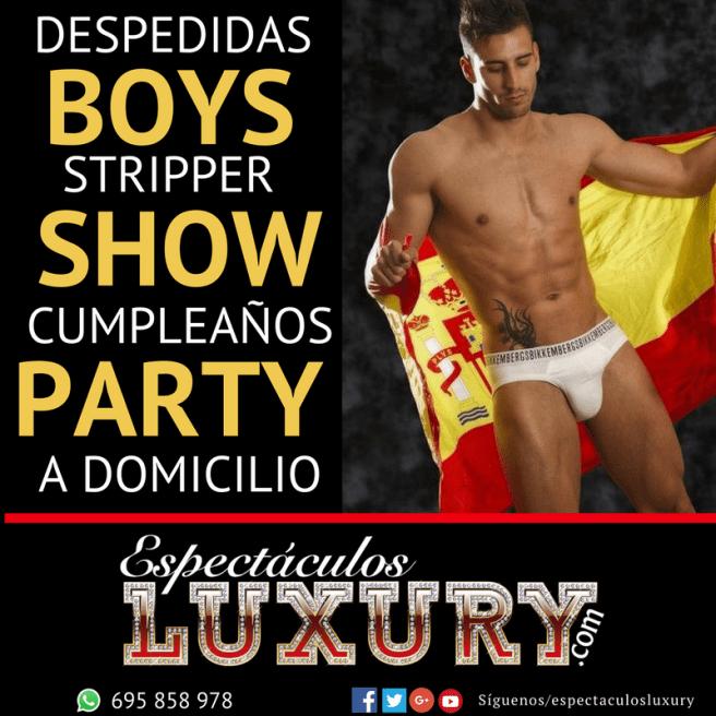 Contratar boys en Sevilla – stripper en Sevilla – espectáculo - show