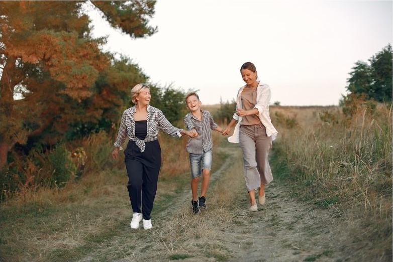 Laskavost v mezigeneračních vztazích