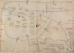 Plano de Valladolid, 1579