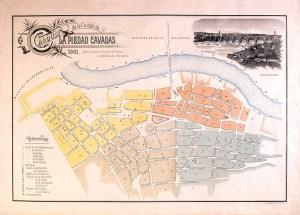 La Piedad de Cavadas, 1901.