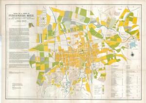 Ciudad de Puruándiro, 1973.