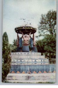 Fuente de las Tarascas, hacia 1960
