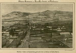 Garita del sur, México Pintoresco, Tomo III, entre 4524-454