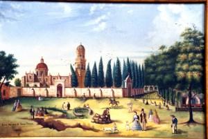 Pingo Torres Convento de Dieguinos y Santuario Guadalupano