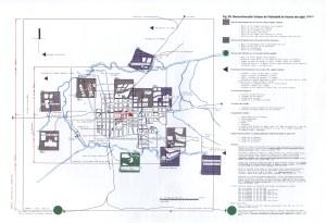 Reconstrucción Urbana de Valladolid finales siglo XVII en Morelia y su Historia Primer Foro del Centro Histórico de Morelia