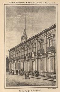 San Nicolás, México Pintoresco, Tomo III, entre 420-421