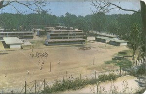 Estadio de Baseball, Secundaria 2