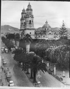 Catedral vista desde el Hotel Alameda
