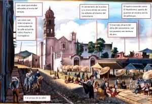 Seis elementos urbanos que cambiaron en el conjunto de San Agustín