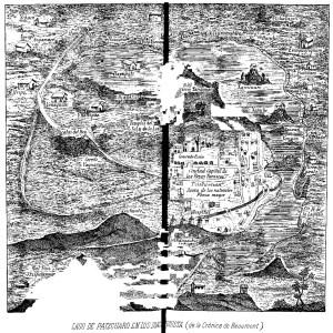 Lago de Pátzcuaro en los días de la conquista 0131