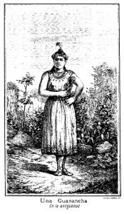 Una Guanancha en la antiguedad 0223