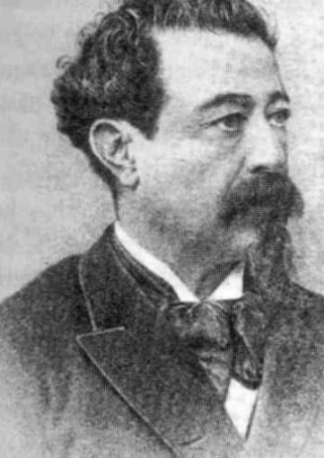 Eduardo Ruiz, litografía.