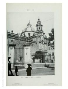 Transepto de la Catedral.