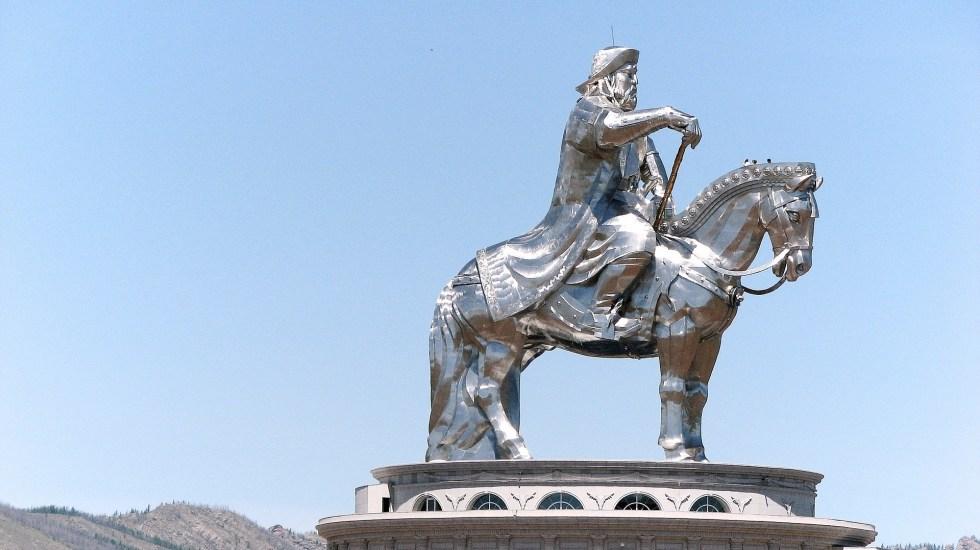 Genghis Khan Monument